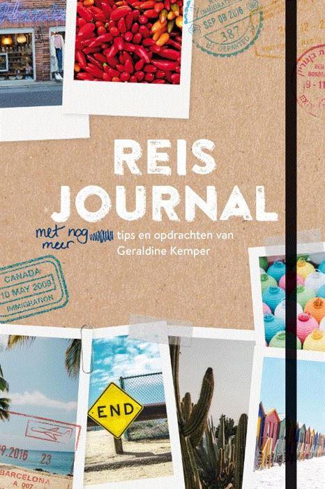 Reisjournal | Geraldine Kemper 9789000367450 Geraldine Kemper Unieboek   Reisverhalen Wereld als geheel