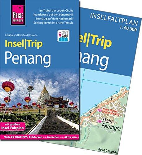 Reise Know-How InselTrip Penang 9783831727278  Reise Knowhow   Reisgidsen Maleisië en Brunei
