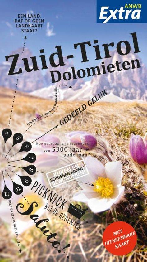 ANWB Extra reisgids Zuid-Tirol, Dolomieten 9789018045302  ANWB ANWB Extra reisgidsjes  Reisgidsen Zuidtirol, Dolomieten, Friuli, Venetië, Emilia-Romagna