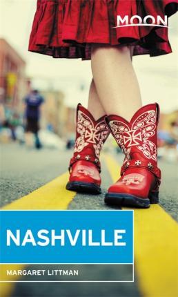 Moon Handbook Nashville   reisgids 9781640491595  Moon   Reisgidsen VS Zuid-Oost, van Virginia t/m Mississippi