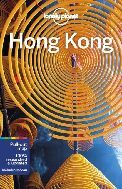 Lonely Planet Hong Kong 9781786578082  Lonely Planet Travel Guides  Reisgidsen China (Tibet: zie Himalaya)