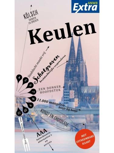 ANWB Extra reisgids Keulen 9789018044404  ANWB ANWB Extra reisgidsjes  Reisgidsen Aken, Keulen en Bonn