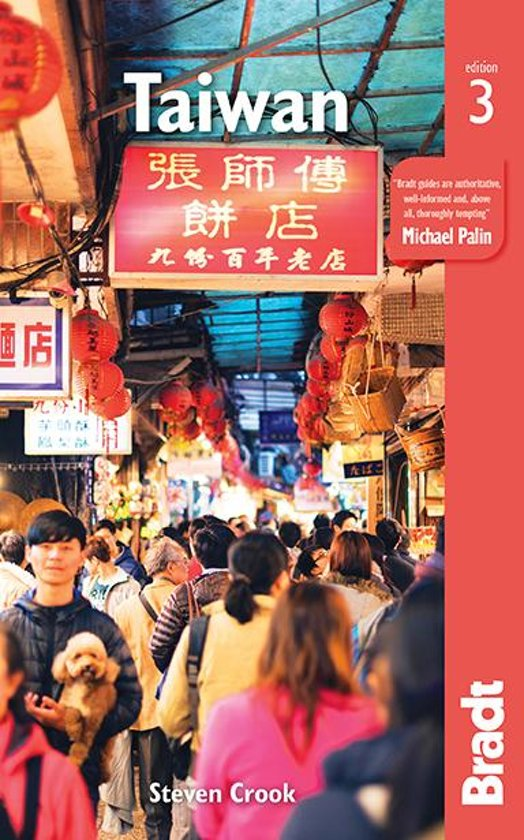 The Bradt Guide to Taiwan | reisgids 9781784776220  Bradt   Reisgidsen Taiwan