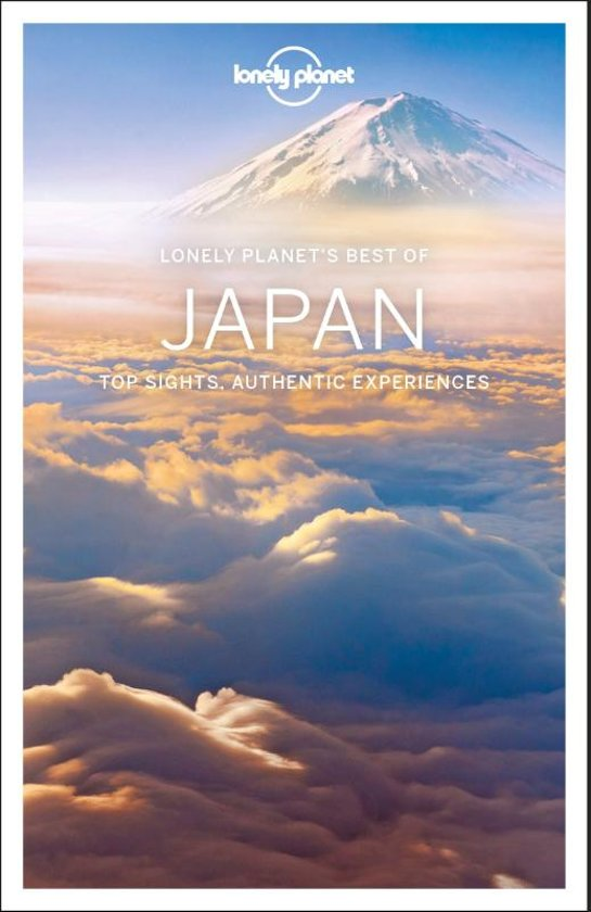 Best of Japan 9781787013872  Lonely Planet Best of ...  Reisgidsen Japan