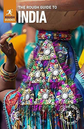 Rough Guide India 9781789194623  Rough Guide Rough Guides  Reisgidsen India