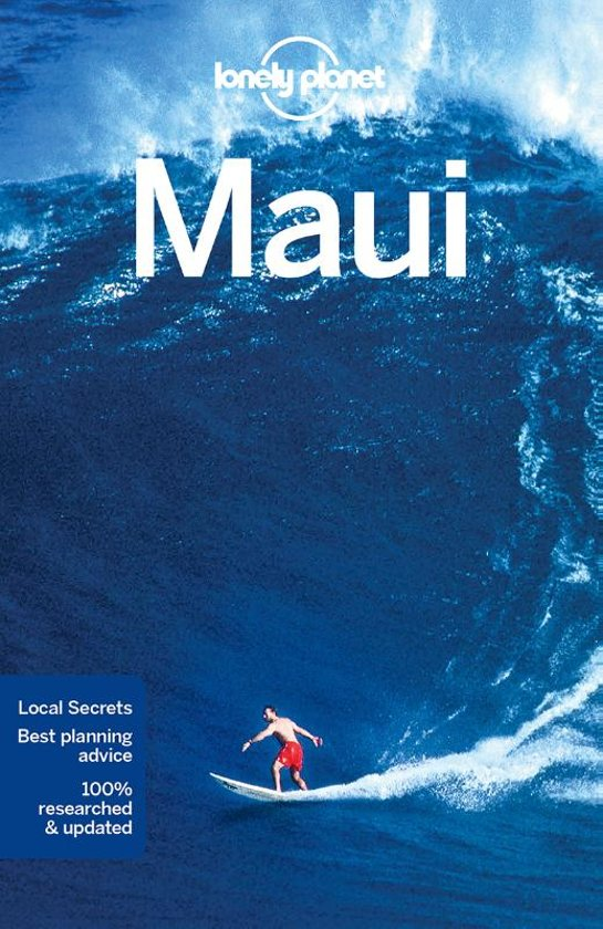 Lonely Planet Maui 9781786577047  Lonely Planet Travel Guides  Reisgidsen Hawaii