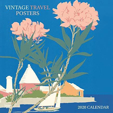 Vintage Travel Posters Calendar 2020 9781789931037  Lonely Planet Kalenders 2020  Kalenders Reisinformatie algemeen
