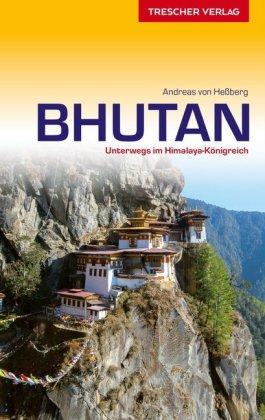 Bhutan   reisgids 9783897944503  Trescher Verlag   Reisgidsen Bhutan en Sikkim