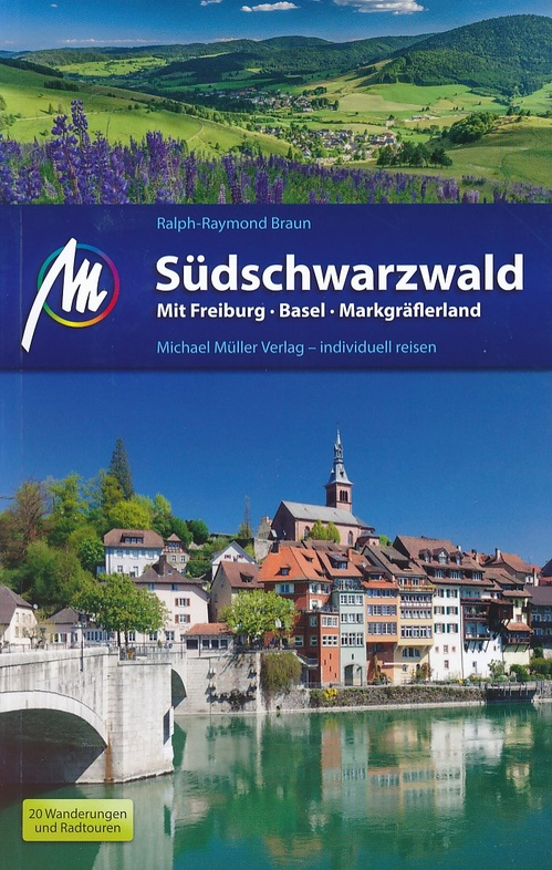 Südschwarzwald   reisgids Zwarte Woud (zuid) 9783956544460  Michael Müller Verlag   Reisgidsen Zwarte Woud