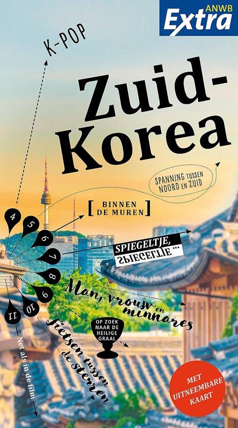 ANWB Extra reisgids Zuid-Korea 9789018045814  ANWB ANWB Extra reisgidsjes  Reisgidsen Noord-Korea, Zuid-Korea