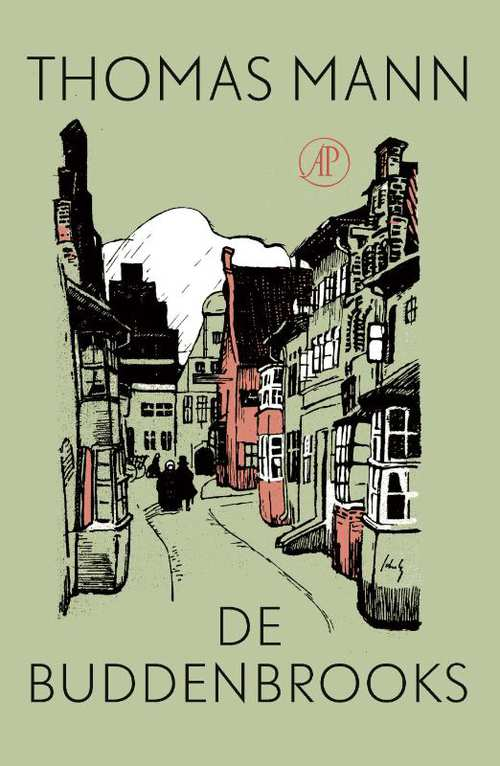 De Buddenbrooks | Thomas Mann 9789029524377 Thomas Mann Arbeiderspers   Reisverhalen Schleswig-Holstein, Lübeck