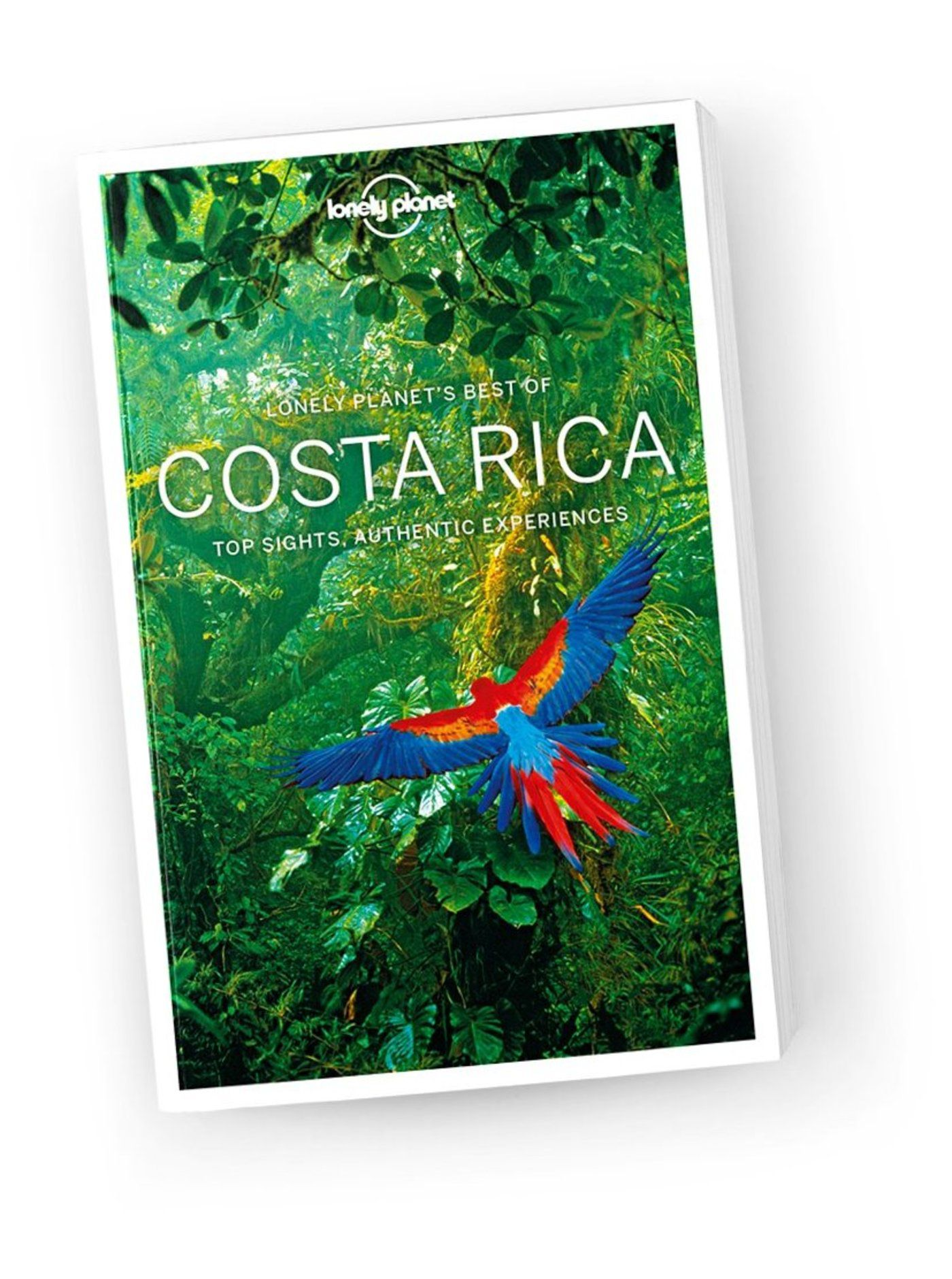 Best of Costa Rica   Lonely Planet 9781786572677  Lonely Planet Best of ...  Reisgidsen Costa Rica