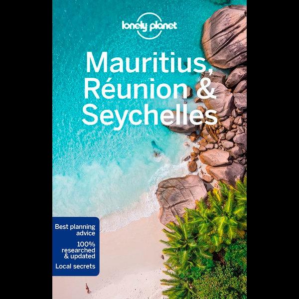 Lonely Planet Mauritius / Reunion / Seychelles 9781786574978  Lonely Planet Travel Guides  Reisgidsen Seychellen, Reunion, Comoren, Mauritius