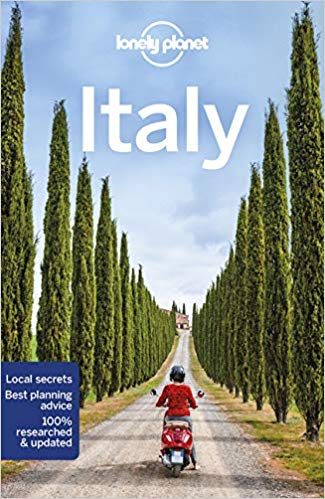Lonely Planet Italy 9781787015845  Lonely Planet Travel Guides  Reisgidsen Italië