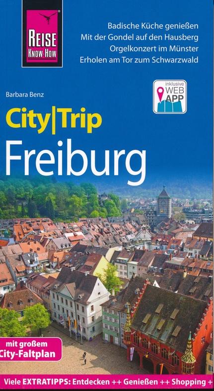 Freiburg CityTrip 9783831731459  Reise Know-How City Trip  Reisgidsen Zwarte Woud