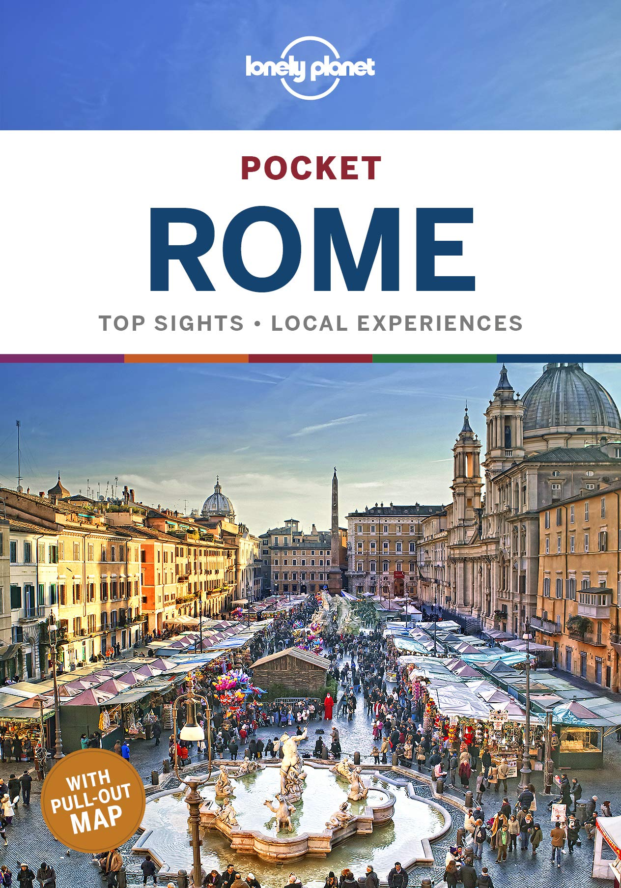 Rome Lonely Planet Pocket Guide 9781787014121  Lonely Planet Lonely Planet Pocket Guides  Reisgidsen Rome, Abruzzen