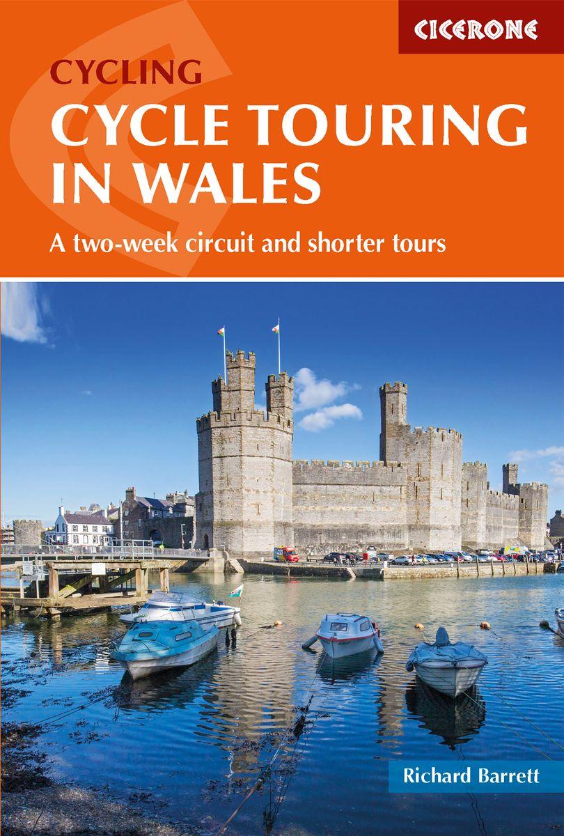Cycle Touring in Wales | fietsgids Wales 9781852849887 Richard Barrett Cicerone Press   Fietsgidsen, Meerdaagse fietsvakanties Wales