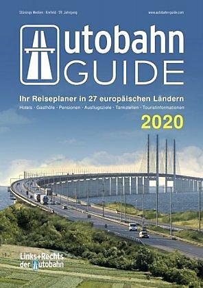 Autobahn Guide (Links & rechts van de snelweg) 2020 4195794909953  Stünings Medien   Hotelgidsen Duitsland, Europa