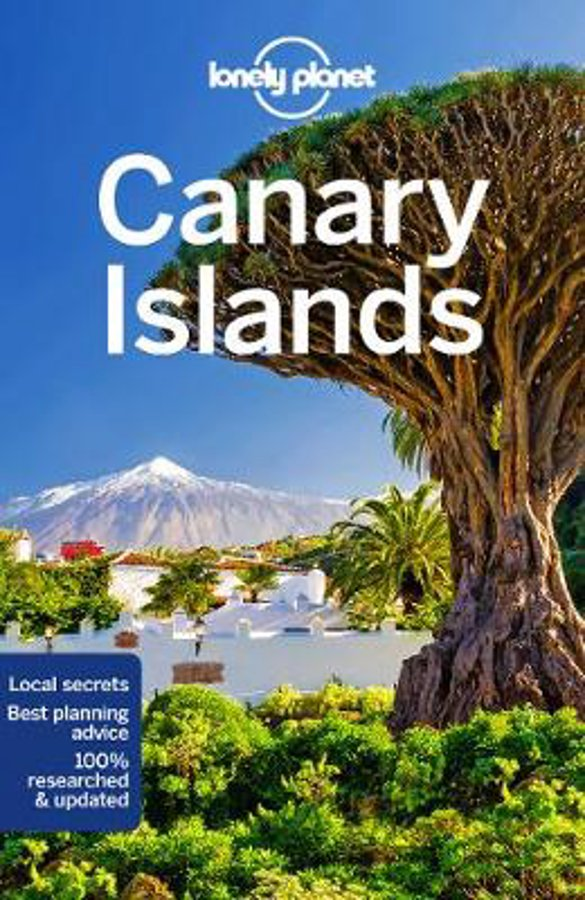 Lonely Planet Canary Islands 9781786574985  Lonely Planet Travel Guides  Reisgidsen Canarische Eilanden