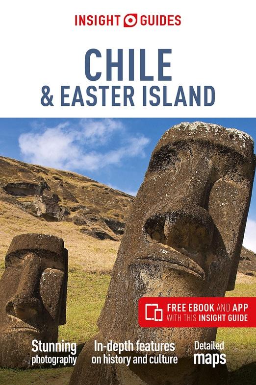 Insight Guide Chile (Chili) 9781789191578  APA Insight Guides/ Engels  Reisgidsen Zuidelijk Zuid-Amerika en Antarctica