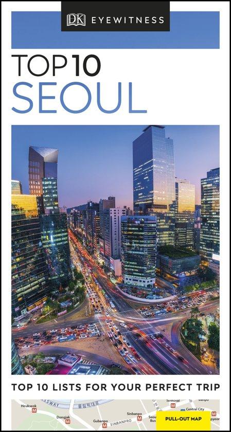 Seoul 9780241364642  Dorling Kindersley Eyewitness Top 10 Guides  Reisgidsen Noord-Korea, Zuid-Korea