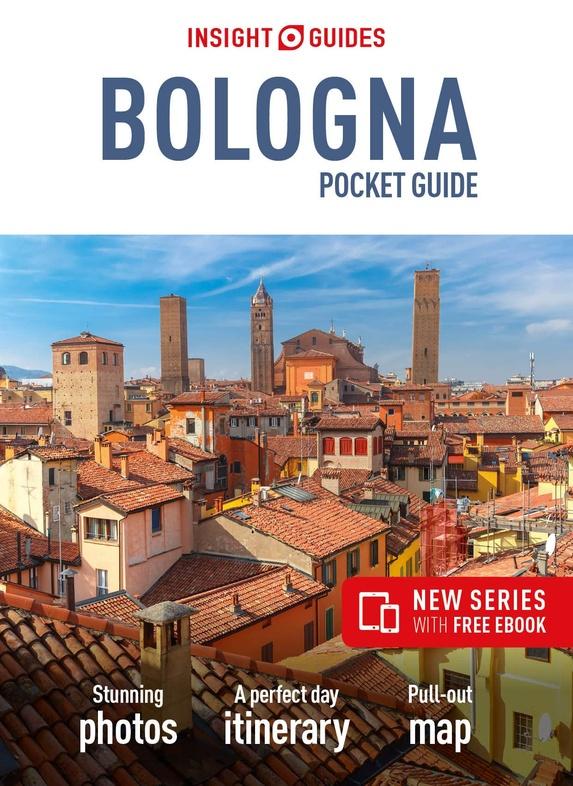 Insight Pocket Guide Bologna 9781789191554  APA Insight Pocket Guides  Reisgidsen Zuidtirol, Dolomieten, Friuli, Venetië, Emilia-Romagna