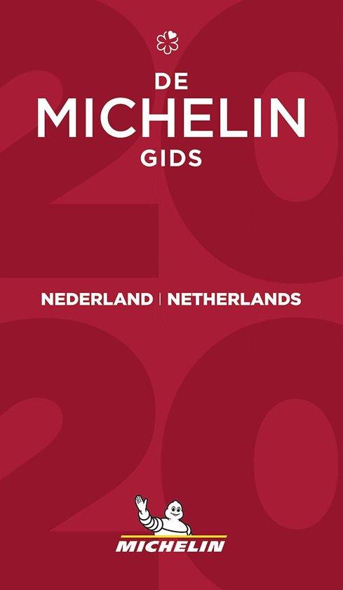 Michelin Gids Nederland 2020 9782067241923  Michelin Rode Jaargidsen  Hotelgidsen, Restaurantgidsen Nederland