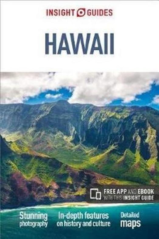 Insight Guide Hawaii 9781780056968  APA Insight Guides/ Engels  Reisgidsen Hawaii