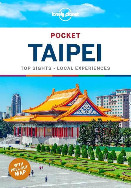 Taipei Lonely Planet Pocket Guide 9781786578129  Lonely Planet Lonely Planet Pocket Guides  Reisgidsen Taiwan