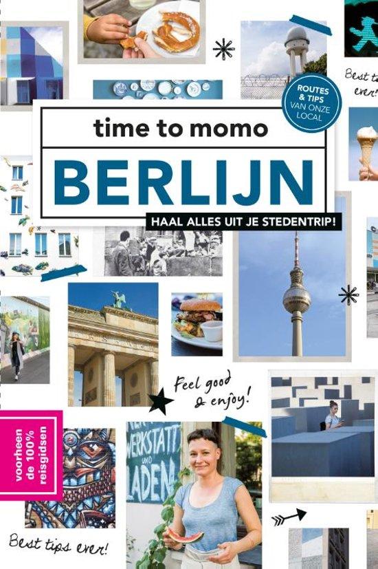 Time to Momo Berlijn (100%) 9789057679537  Mo Media Time to Momo  Reisgidsen Berlijn