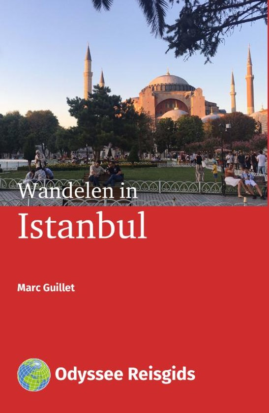 Wandelen in Istanbul | wandelgids 9789461230744  Odyssee   Wandelgidsen Europees Turkije met Istanbul