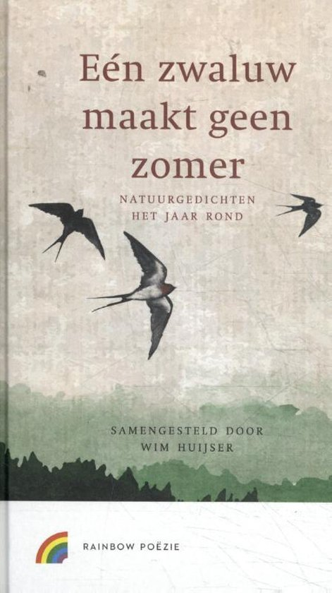 Eén zwaluw maakt geen zomer | Wim Huijser 9789041741073 Wim Huijser Rainbow   Natuurgidsen, Reisverhalen Reisinformatie algemeen