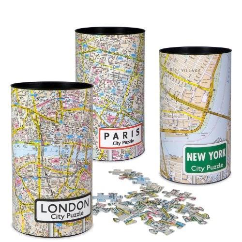 City Puzzle Parijs 4260153694105  Craenen City Puzzles  Overige artikelen Parijs, Île-de-France