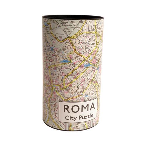 City Puzzle Rome 4260153694112  Craenen City Puzzles  Overige artikelen Rome, Abruzzen