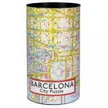 City Puzzle Barcelona 4260153703067  Craenen City Puzzles  Overige artikelen Barcelona