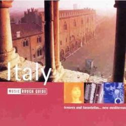 Italy 605633104226  Rough Guide World Music CD  Muziek Italië