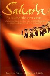 Sahara: The Life of The Great Desert 9780007148219 Villiers HarperCollins   Reisgidsen Noord-Afrika en de Sahel-landen