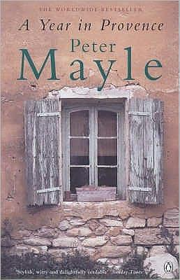 A Year in Provence 9780140296037 Peter Mayle Penguin   Reisverhalen Provence, Vaucluse, Luberon