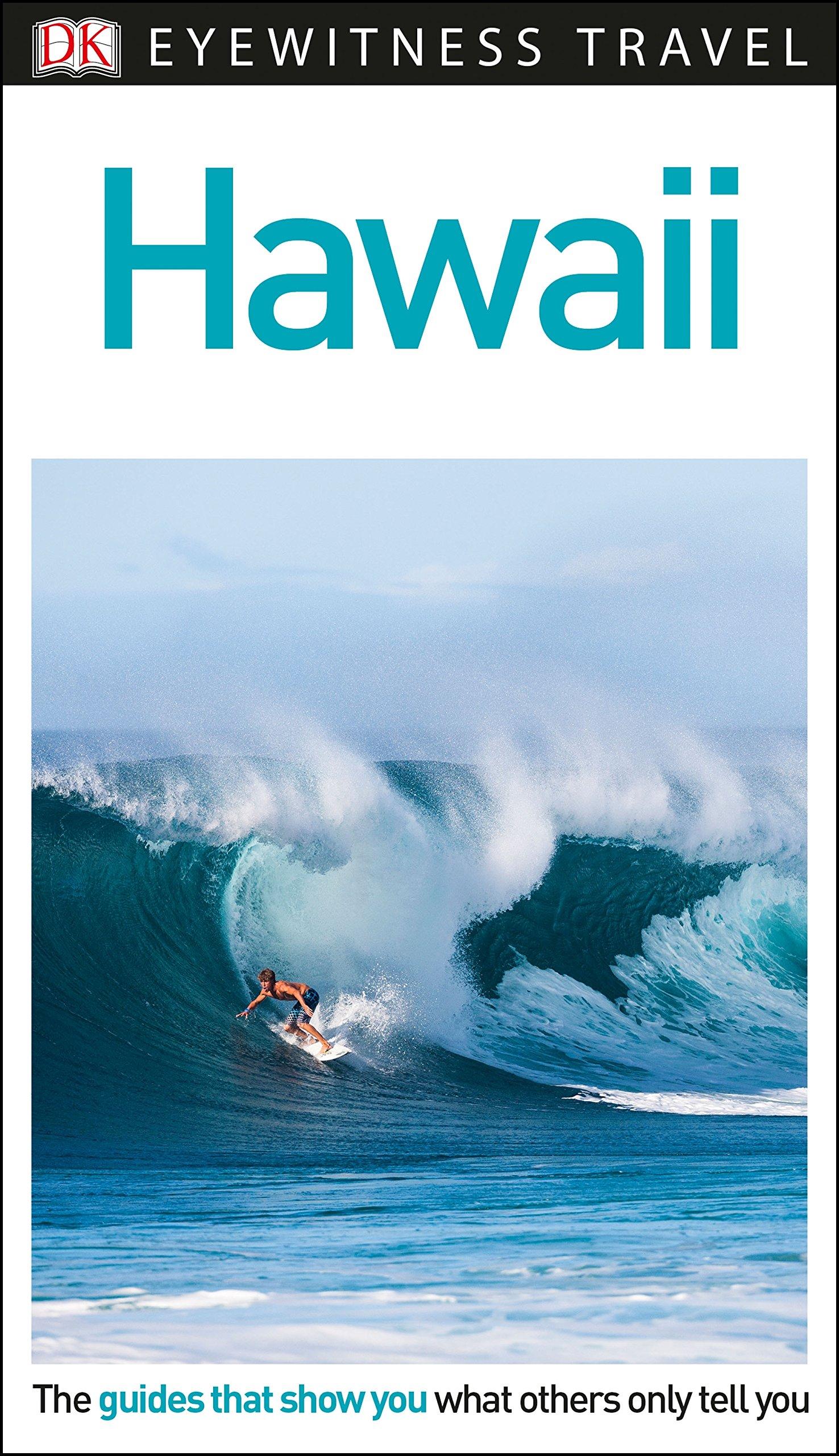 Hawaii (Capitool Engels) 9780241277829  Dorling Kindersley Eyewitness Travel Guides  Reisgidsen Hawaii