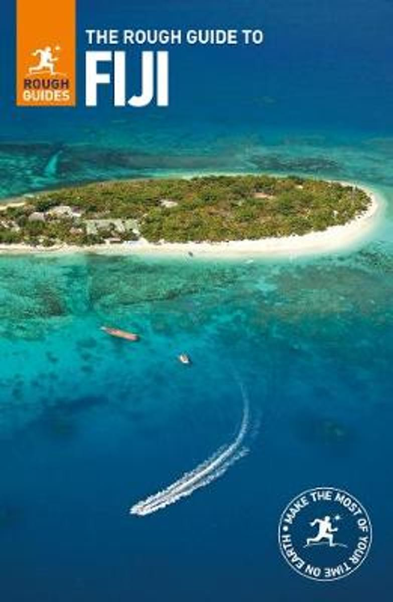 Rough Guide Fiji 9780241280706  Rough Guide Rough Guides  Reisgidsen Pacifische Oceaan (Pacific)