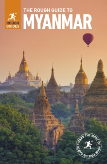 Rough Guide Myanmar (Burma) 9780241297902  Rough Guide Rough Guides  Reisgidsen Birma (Myanmar)