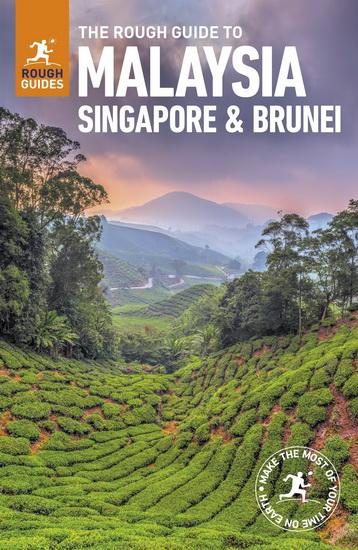 Rough Guide Malaysia, Singapore + Brunei 9780241306413  Rough Guide Rough Guides  Reisgidsen Maleisië & Singapore