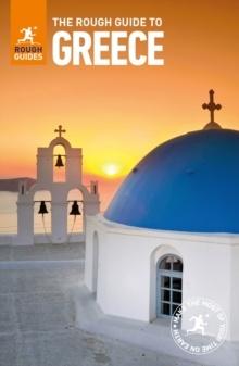 Rough Guide Greece 9780241306420  Rough Guide Rough Guides  Reisgidsen Griekenland