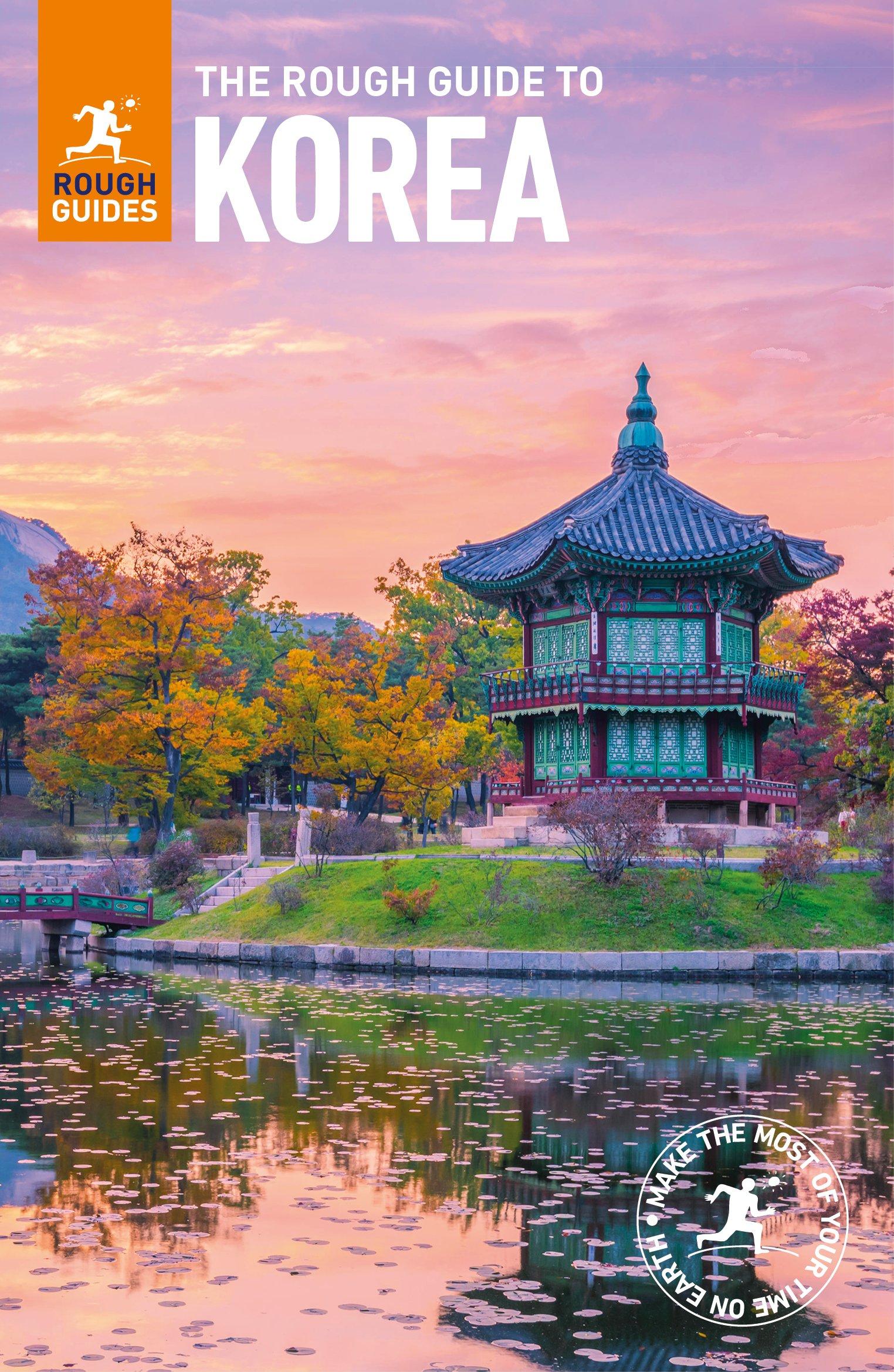 Rough Guide Korea 9780241311677  Rough Guide Rough Guides  Reisgidsen Noord-Korea, Zuid-Korea