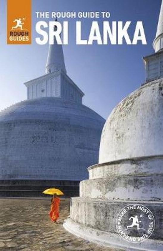 Rough Guide Sri Lanka 9780241311745  Rough Guide Rough Guides  Reisgidsen Sri Lanka