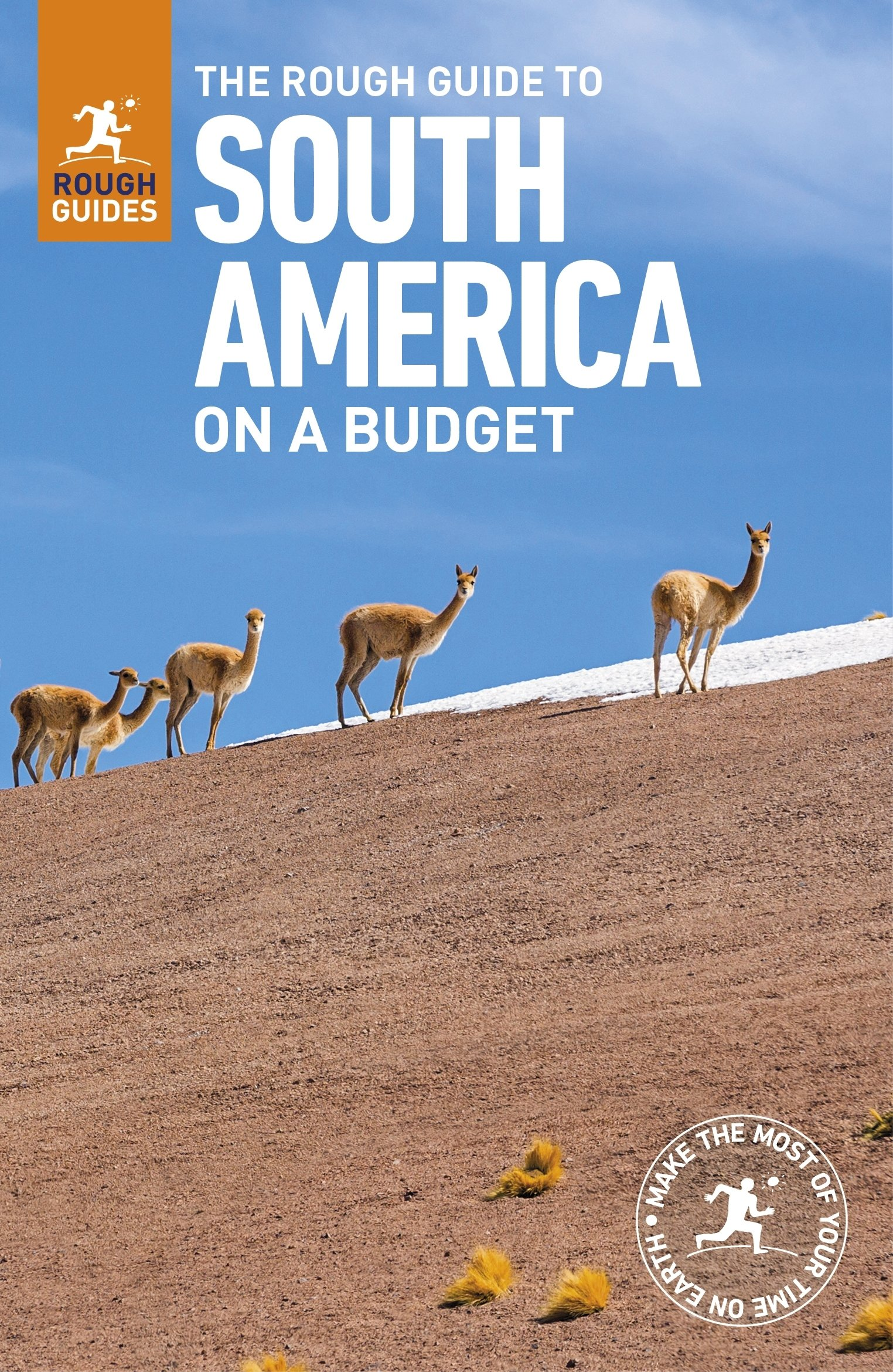 Rough Guide South America - on a budget 9780241311776  Rough Guide Rough Guides  Reisgidsen Zuid-Amerika (en Antarctica)