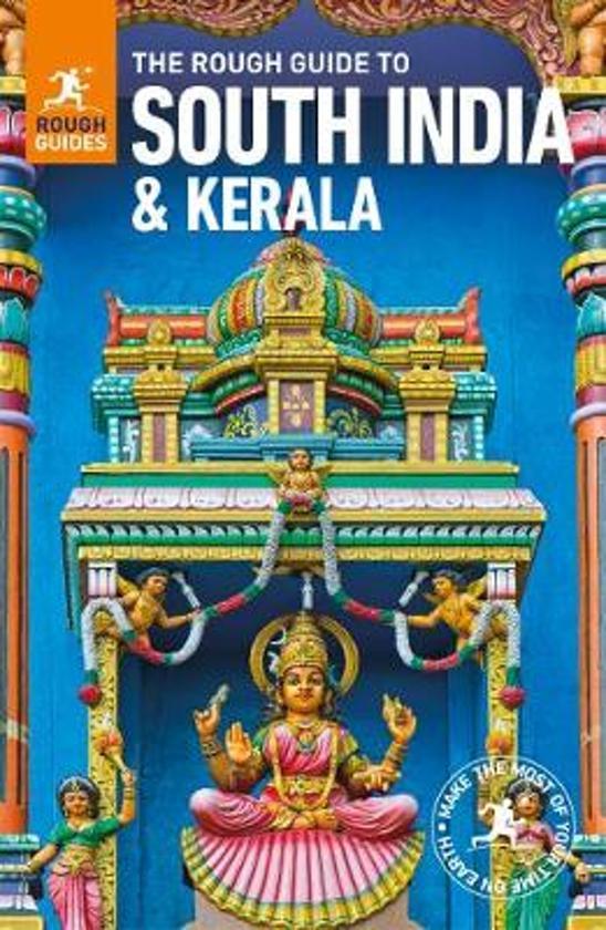 Rough Guide South India & Kerala 9780241322017  Rough Guide Rough Guides  Reisgidsen India