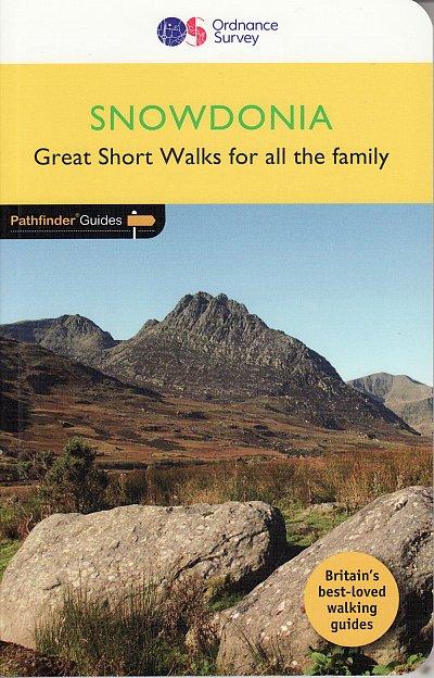 Snowdonia Short Walks 9780319090244  Crimson Publishing / Ordnance Survey Short Walks  Wandelgidsen Noord-Wales, Anglesey, Snowdonia