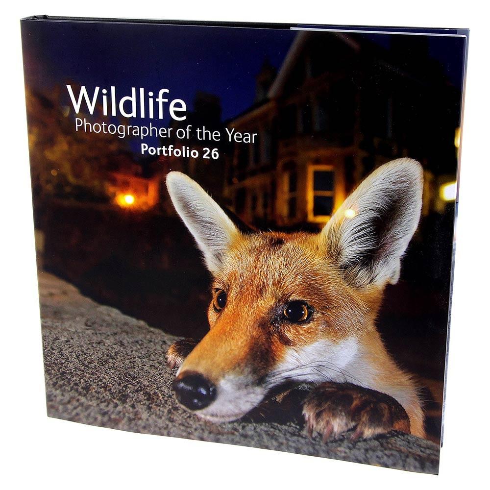 Wildlife Photographer of the Year: Portfolio 26 9780565093952  Natural History Museum   Fotoboeken, Natuurgidsen Wereld als geheel