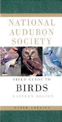Field Guide North American Birds: Eastern Region 9780679428527  Knopf Nat. Audubon Soc.  Natuurgidsen VS ten oosten van de Rocky Mountains